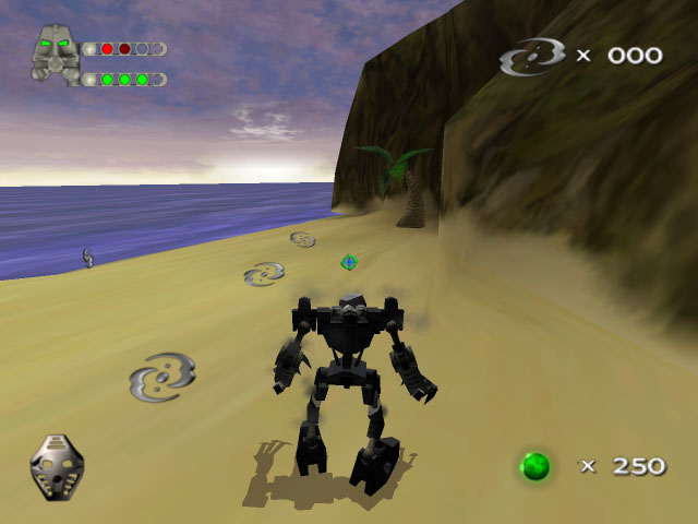 The Battle For Mata Nui Games